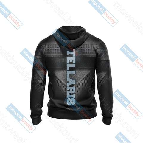 Image of Stellaris Unisex Zip Up Hoodie Jacket