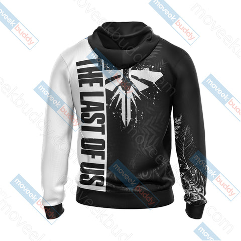Image of The last of Us - Ellie Unisex Zip Up Hoodie