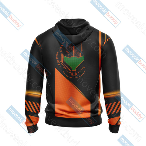Image of Metroid New Unisex 3D Hoodie