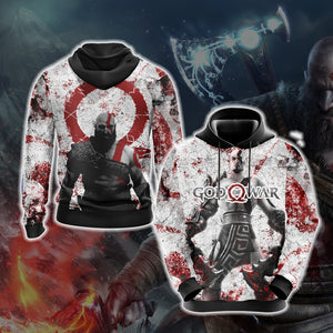 God Of War New Collection Unisex 3D Hoodie