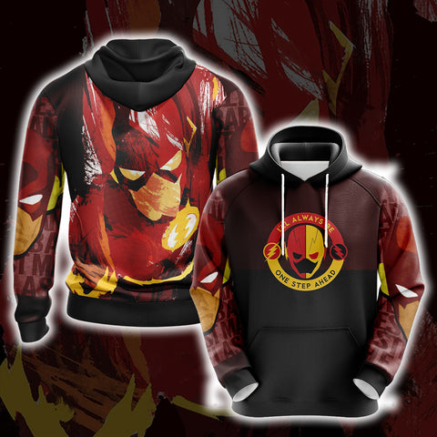 Image of The Flash New Style Unisex 3D Hoodie