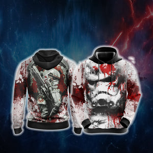 Star Wars: The Empire Unisex 3D Hoodie