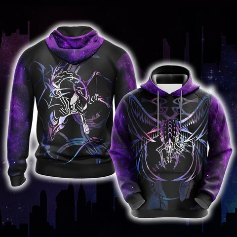 Image of Fire Emblem Fates - Avatar Dragon New Version Unisex 3D Hoodie