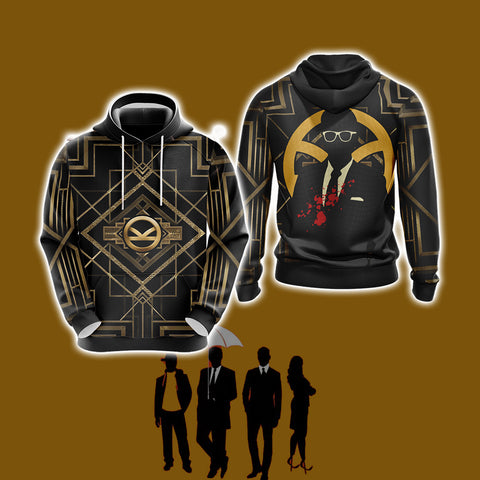 Image of Kingsman: The Secret Service Unisex 3D Hoodie