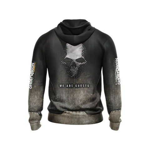 Tom Clancy's Ghost Recon New Unisex 3D Hoodie