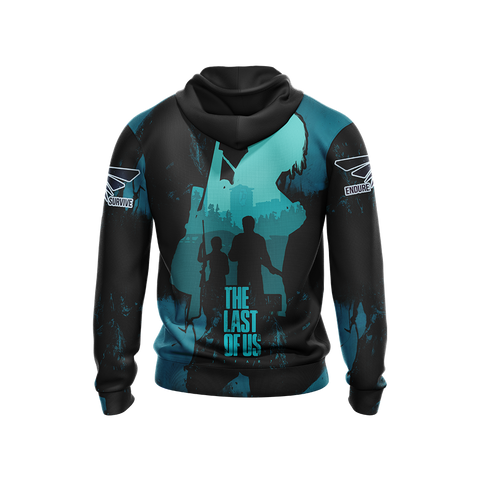 Image of The last of Us - Endure and Survive Unisex 3D Hoodie