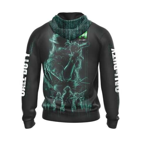 Call Of Duty New Unisex 3D Pullover Hoodie