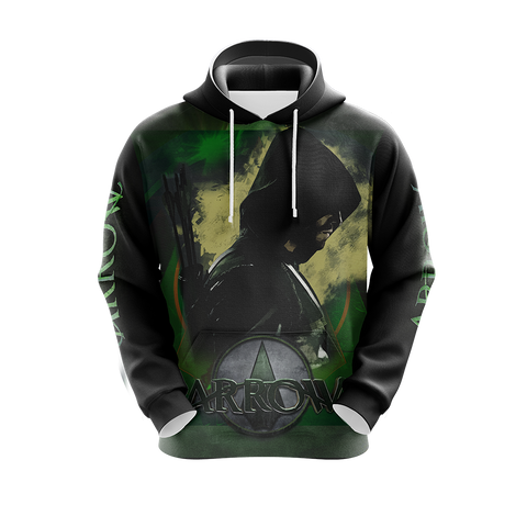 Image of Arrow (tv series) Unisex 3D Hoodie