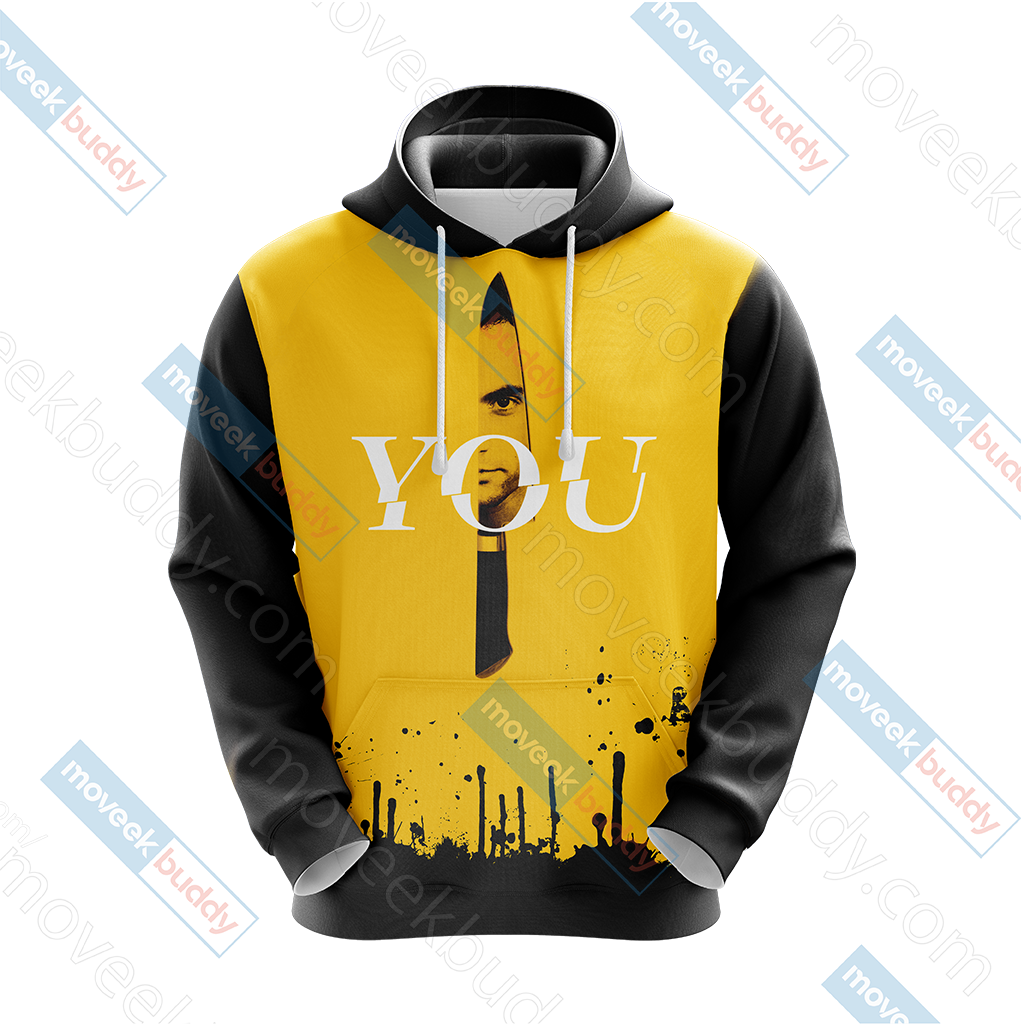 You (TV Series) 3D Hoodie