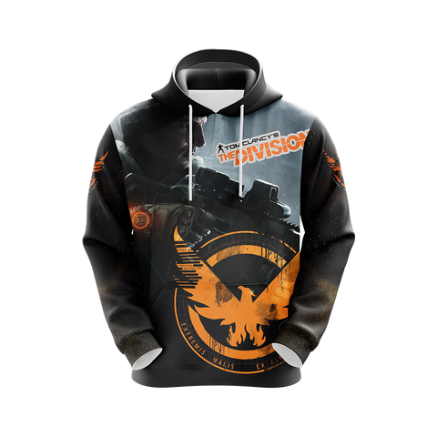 Tom Clancy's The Division New Style Unisex 3D Hoodie