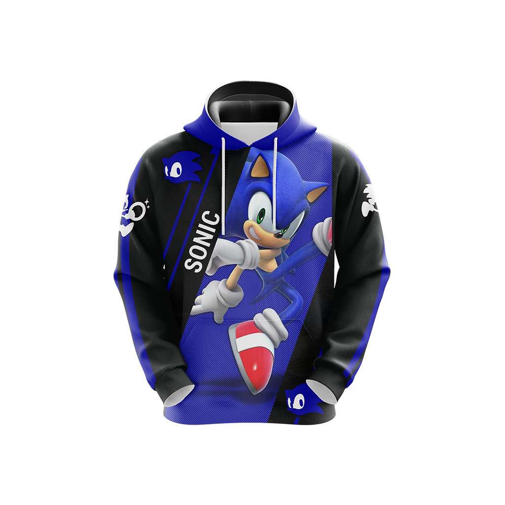 Sonic the Hedgehog New Style Unisex 3D Hoodie