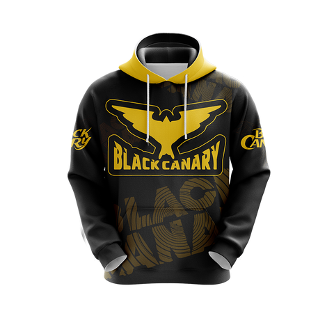 Arrow Black Canary Unisex 3D Hoodie