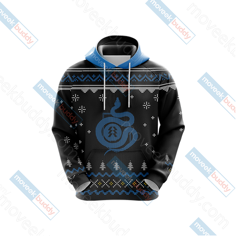 Image of Destiny Version 1 Winter Style Unisex 3D Hoodie