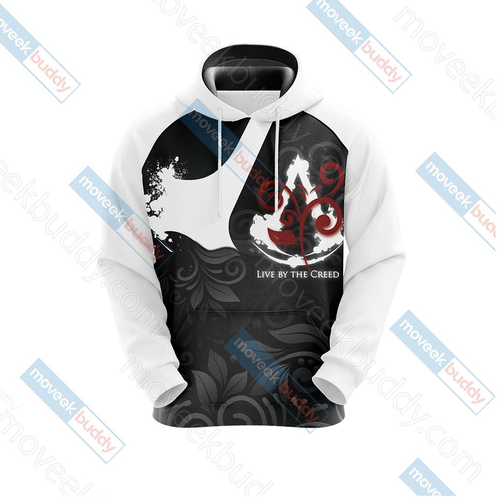 Assassin's Creed Unisex 3D Hoodie