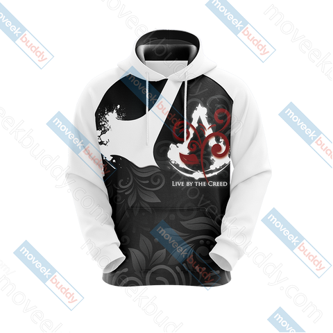 Image of Assassin's Creed Unisex 3D Hoodie
