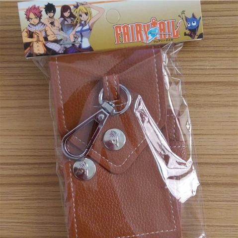 Fairy Tail Lucy Key Bag Cosplay