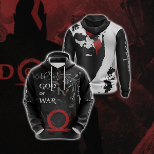 God Of War Leviathan Axe New Style Unisex 3D Hoodie