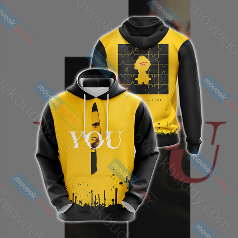 Image of You (TV Series) 3D Hoodie
