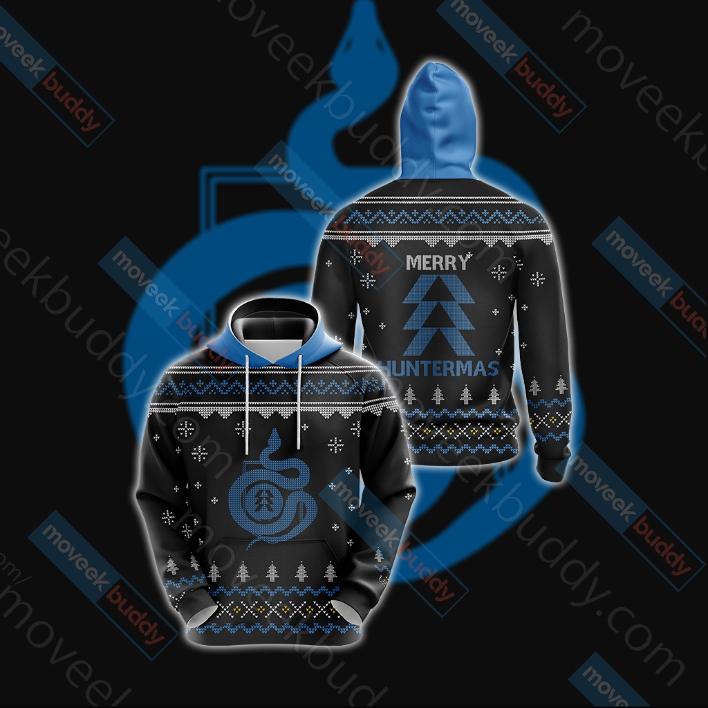 Destiny Version 1 Winter Style Unisex 3D Hoodie