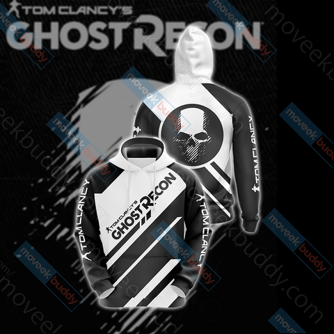 Image of Tom Clancy's Ghost Recon Unisex 3D Hoodie