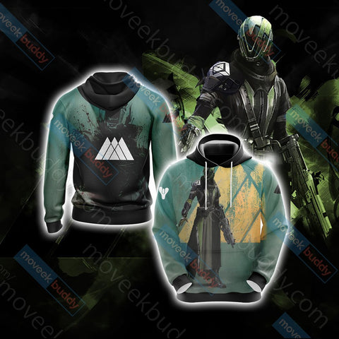 Image of Destiny 2 - Warlock New Version Unisex 3D Hoodie