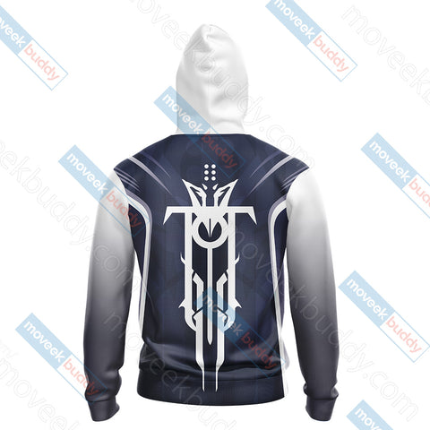 Image of Destiny: House of Wolves New Unisex 3D Hoodie
