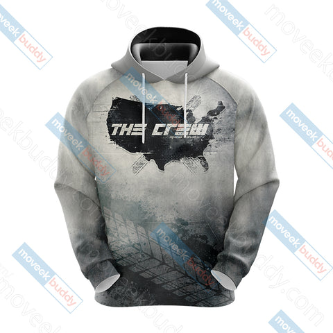 Image of The Crew (video game) Unisex 3D Hoodie