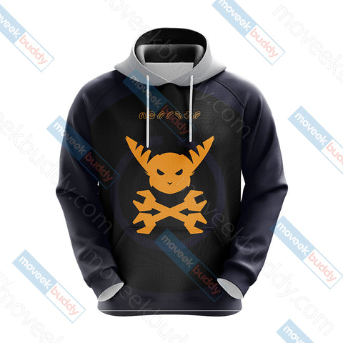 Image of Ratchet & Clank (video game) Unisex 3D Hoodie