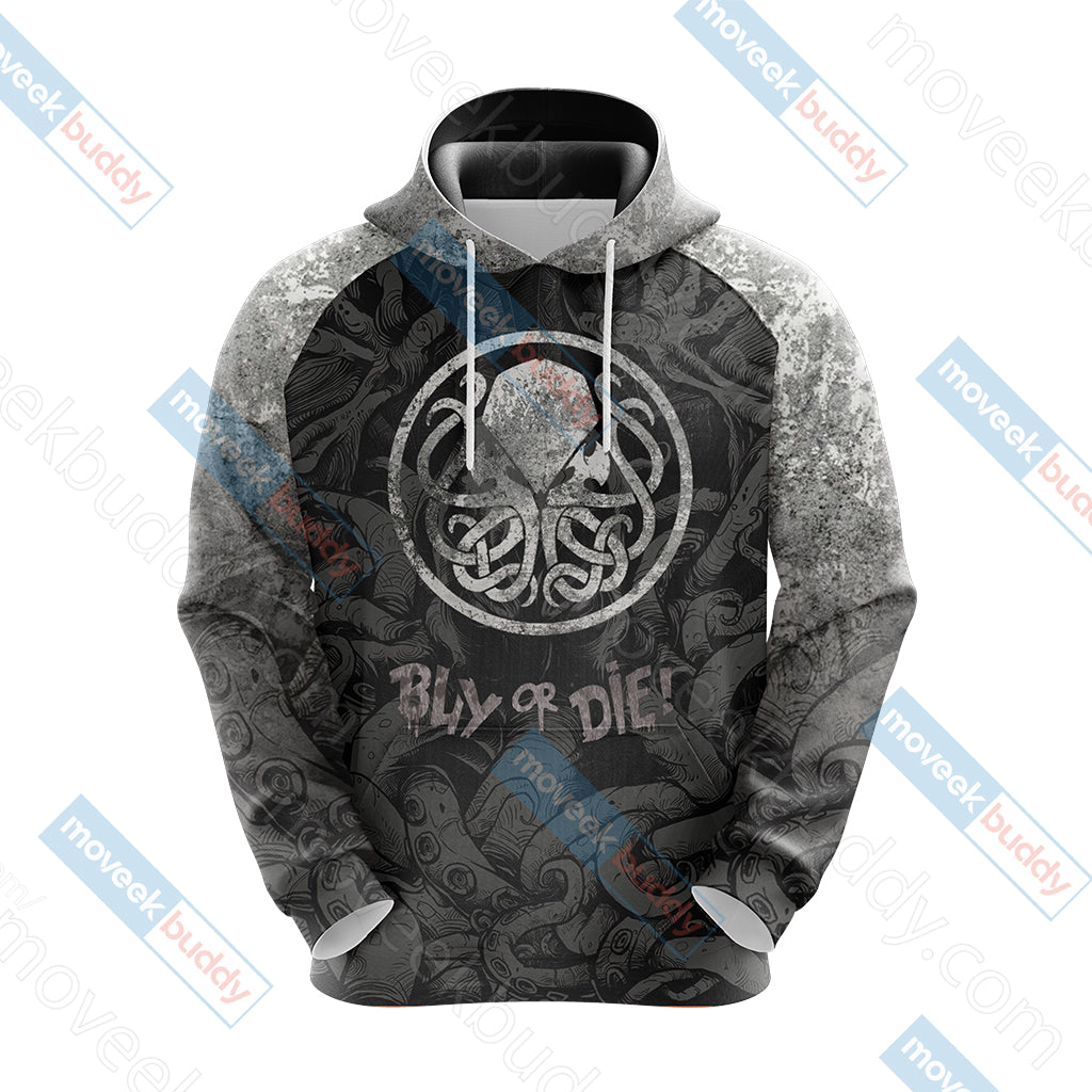 The Call of Cthulhu Unisex 3D Hoodie