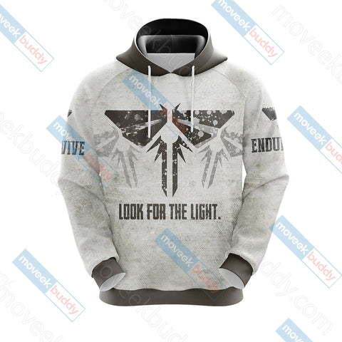 Image of The Last of Us New Unisex 3D Hoodie