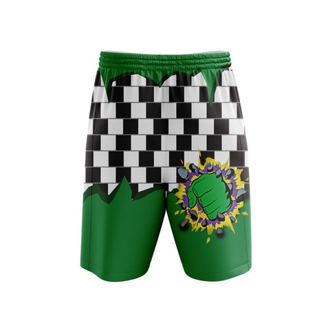 Image of Hulk Fist Beach Short