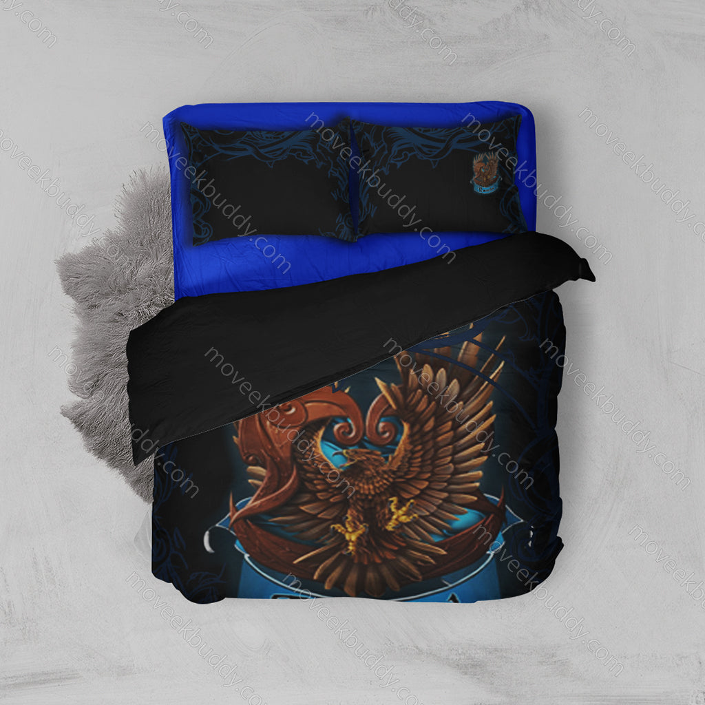 Wise Like A Ravenclaw Harry Potter New Look Bed Set