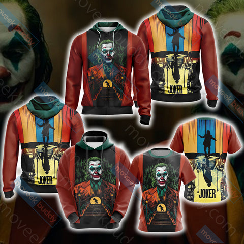 Image of Joker New Collection Unisex 3D T-shirt