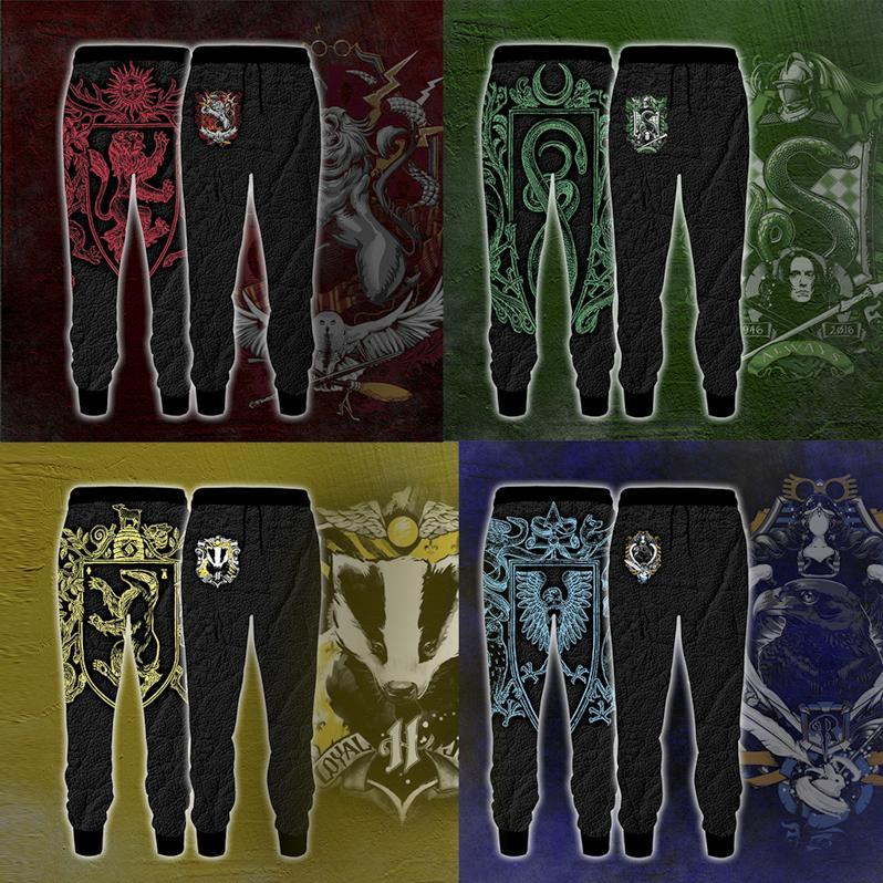 Slytherin Edition Harry Potter Jogging Pants