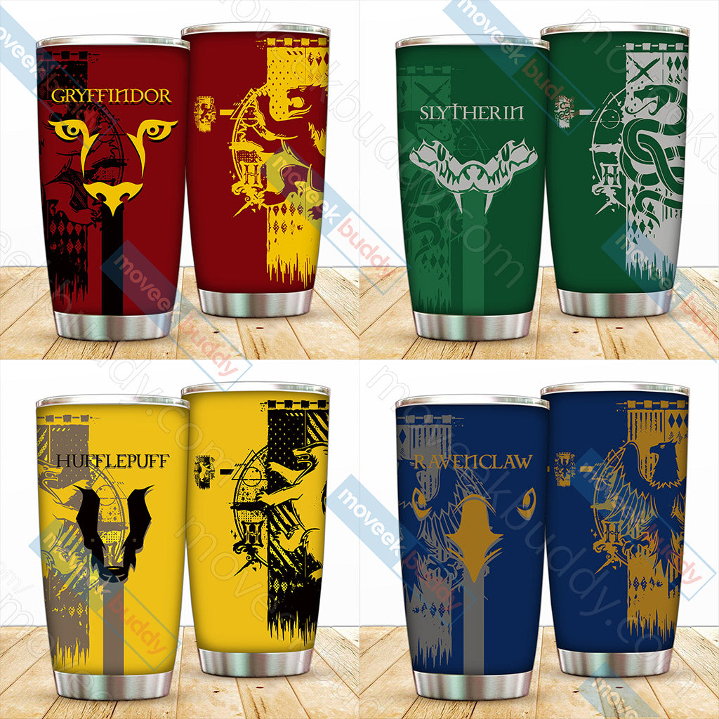 Quidditch Hufflepuff Harry Potter New Look Tumbler