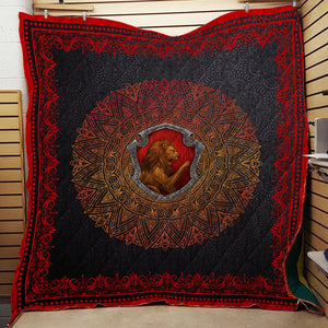 Hogwart House Gryffindor Harry Potter 3D Quilt Blanket