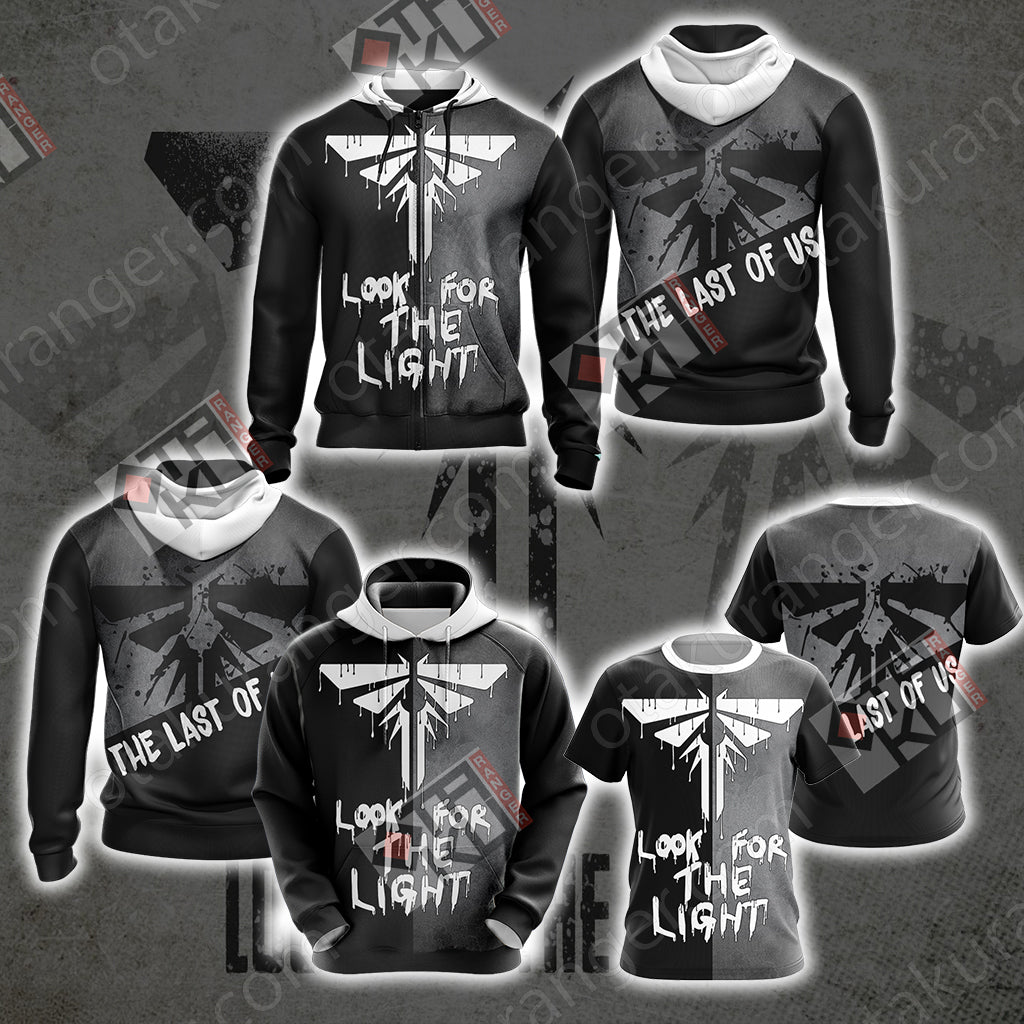 The Last of Us - Look For The Light New Look Unisex 3D Hoodie