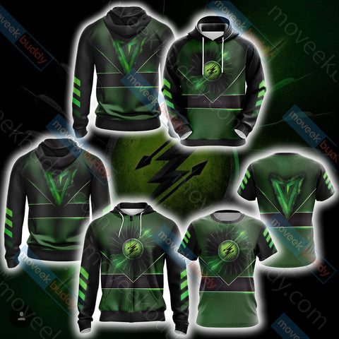 Arrow New Look Unisex 3D Hoodie