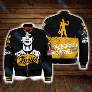 The Warriors The Baseball Furies Bomber Jacket