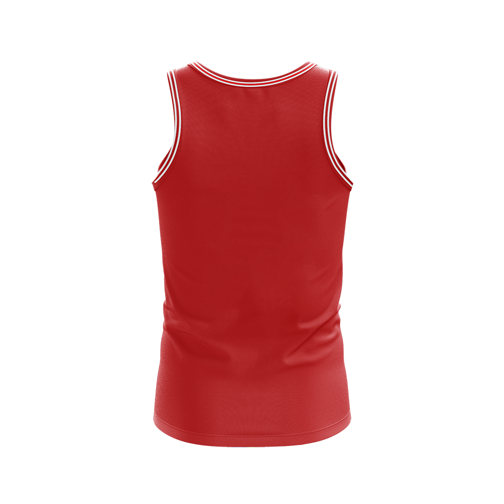 Slam Dunk Team Shohoku (Customized Name+Number) Cosplay 3D Tank Top