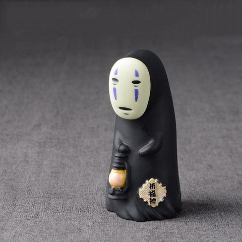 Image of Studio Ghibli Spirited Away No Face Man Action Figure Model 8cm Toys