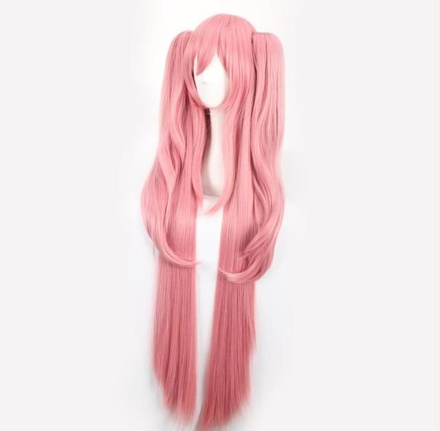 Krul Tepes Seraph Of the End Anime Cosplay Hair Ponytail Wigs