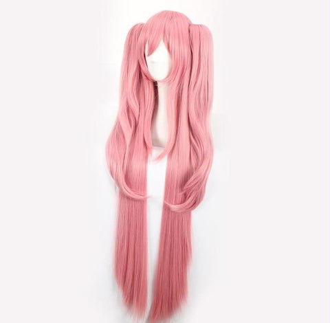 Image of Krul Tepes Seraph Of the End Anime Cosplay Hair Ponytail Wigs