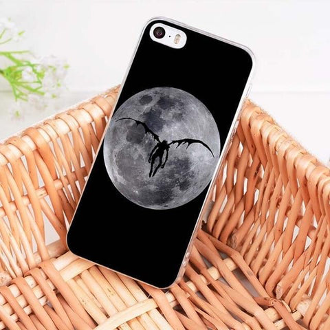 Image of Death Note Ryuk Phone Case Cover For Iphone
