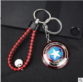 Avengers 3 Infinity War Super Hero Action Figures Keychain Toys