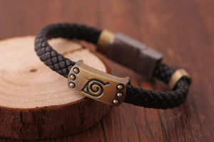 Naruto Knit Bracelet Fashion Bracelets