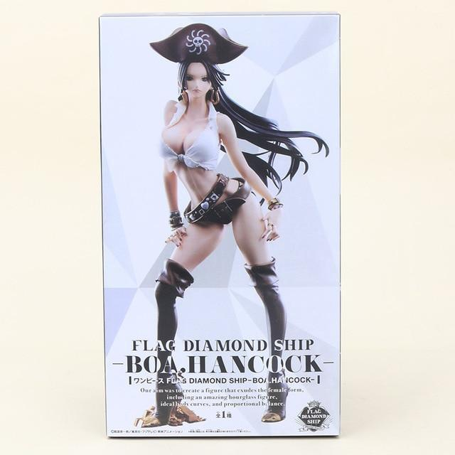 One Piece Nami Boa Hancock Figure Toy Model Toy Dolls