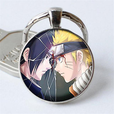 Image of Naruto Keychain Anime