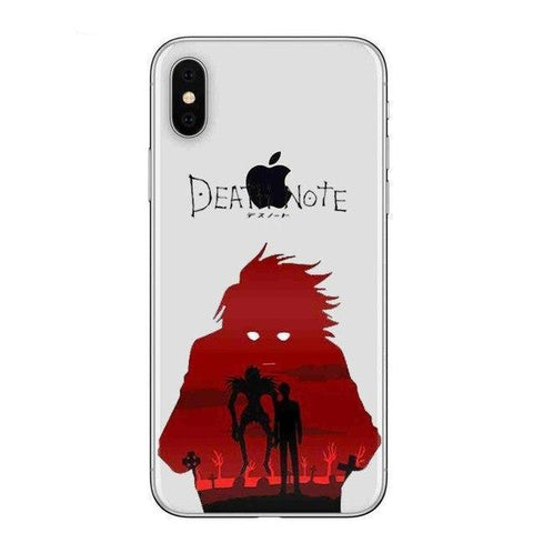 Image of Death Note Shell Phone Case For IPhone