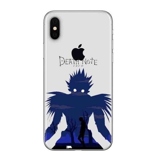 Death Note Shell Phone Case For IPhone